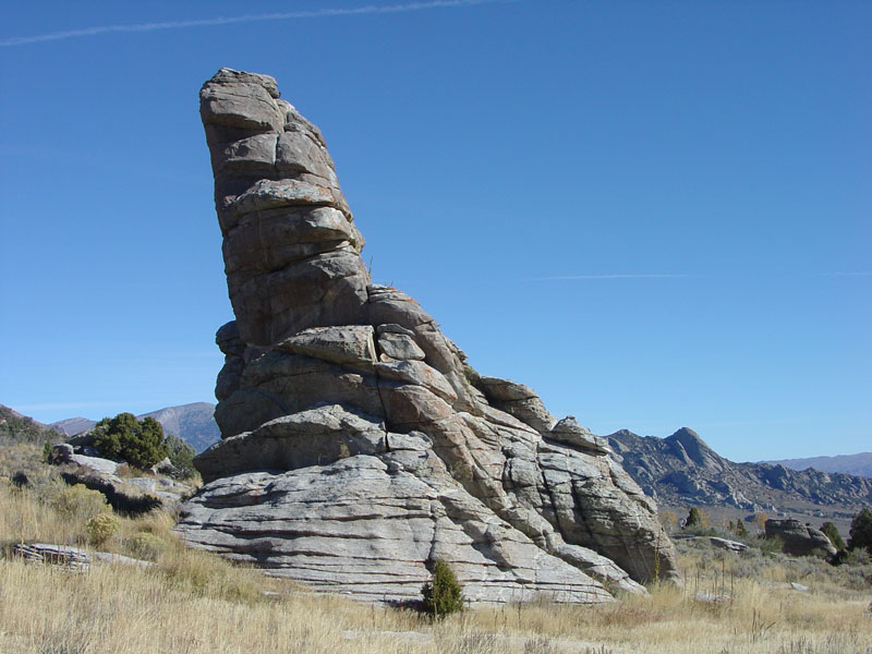 City of Rocks Monument